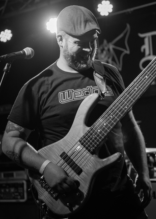 Chris Davison Osiamo and Rockready endorsee