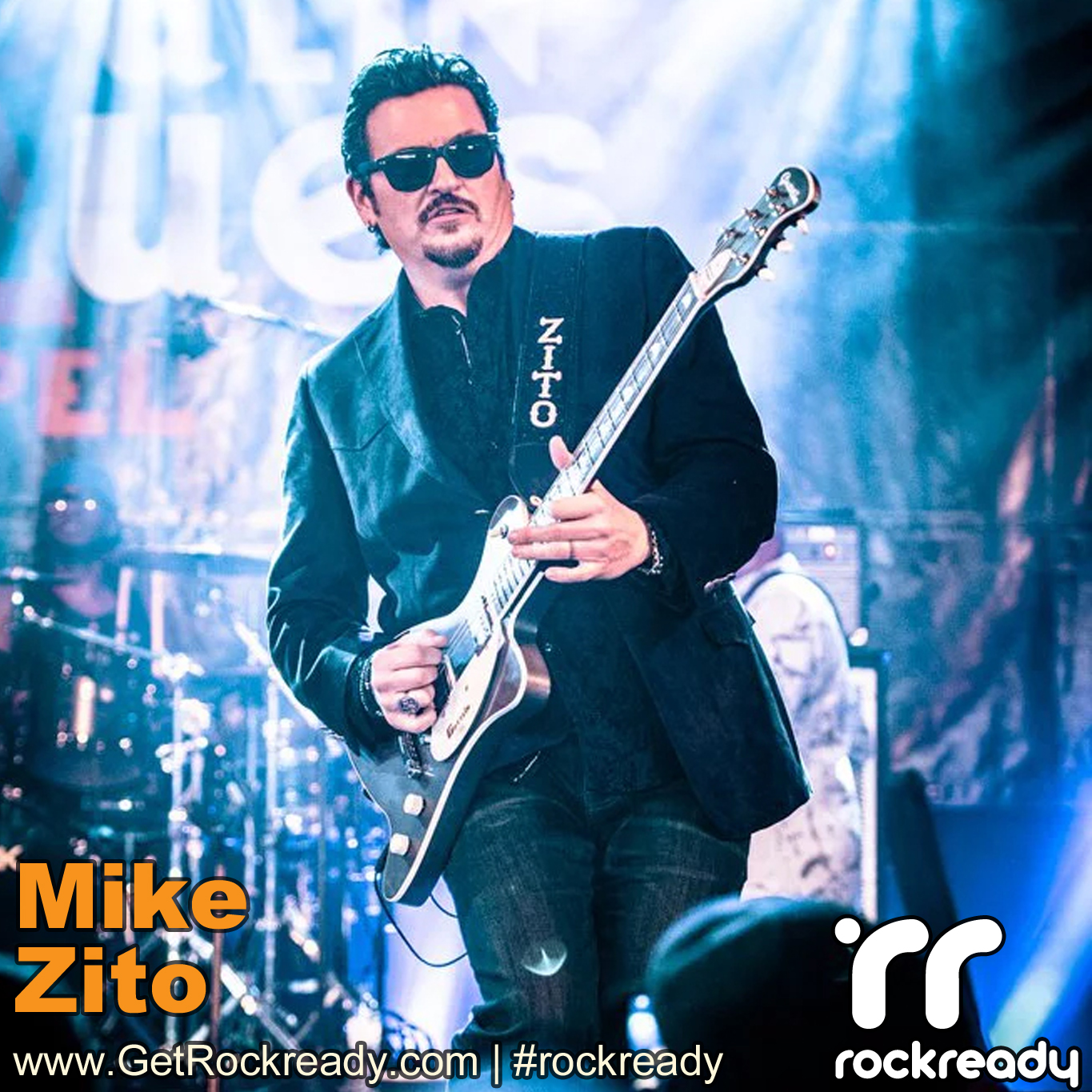 Mike Zito Rockready endorsee