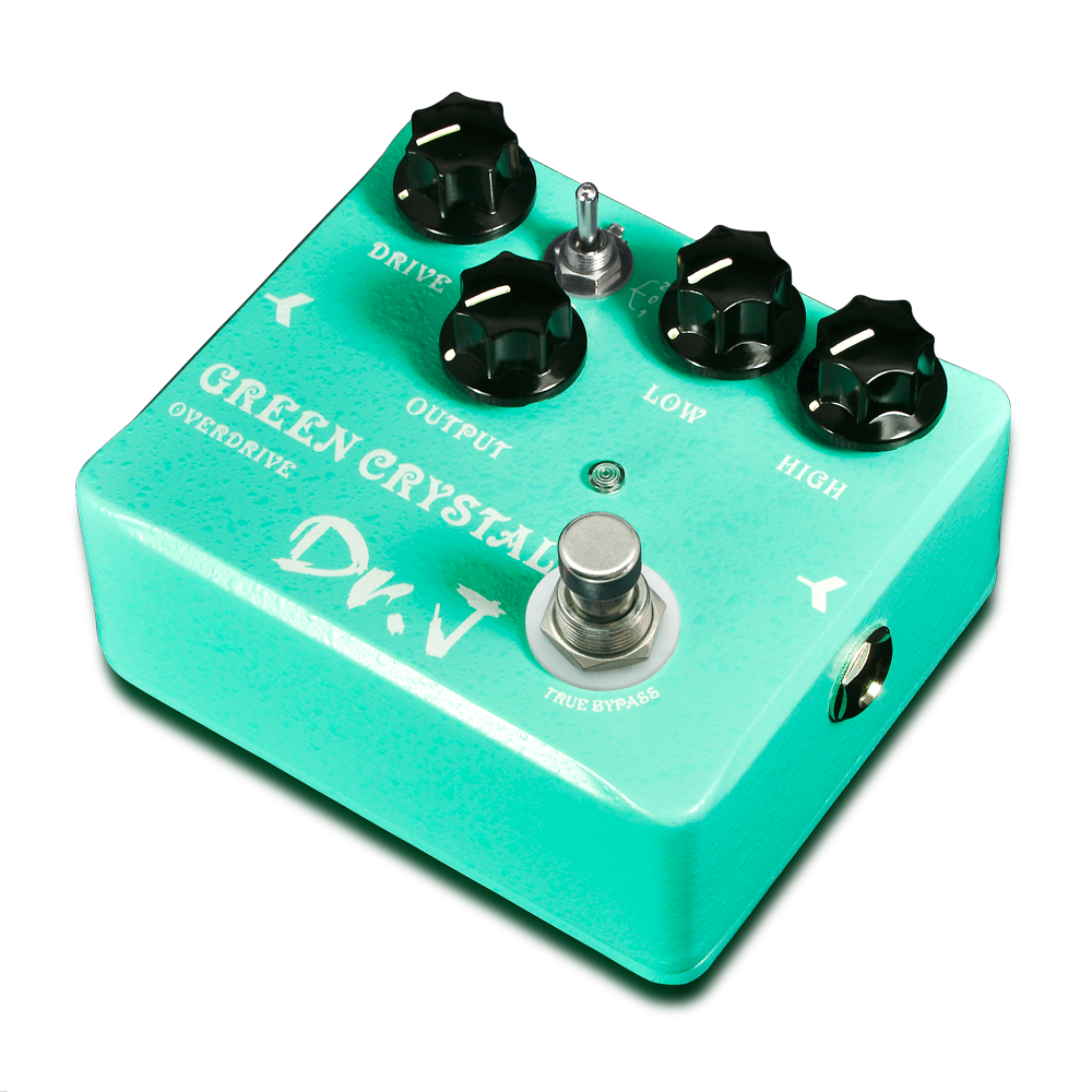 Green Crystal Overdrive