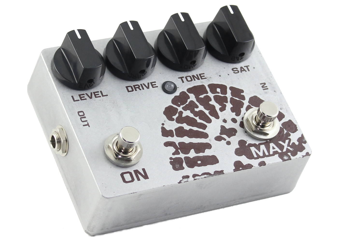 MxD Max Overdrive Pedal