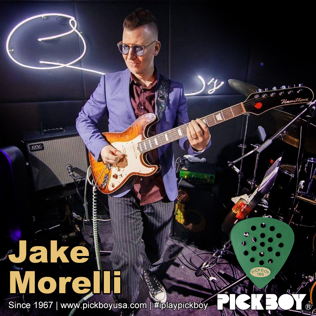 Jake Morelli Osiamo and Pickboy endorsee