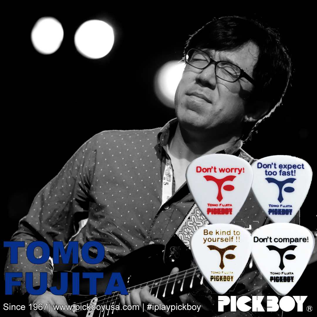 Pickboy Wisdom Picks by Tomo Fujito